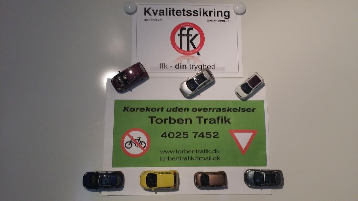Tag kørekort i Middelfart eller Odense hos Torben Trafik